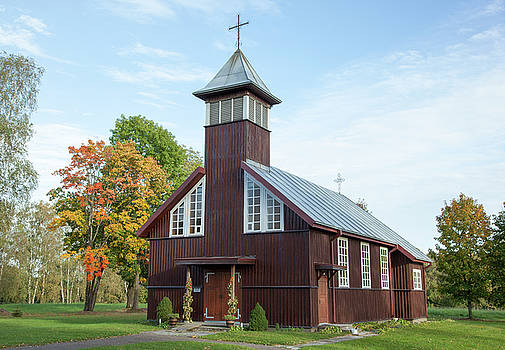 Ramunas Bruzas - Lithuanian Village Church