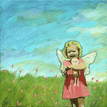 Little Angel by Linda Apple