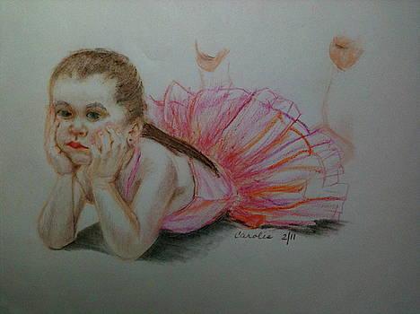 Little Ballerina by Carol Spitko