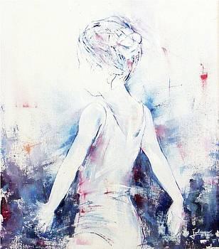 Little Ballerina by Jovica Kostic