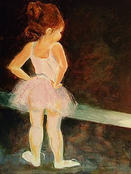 Little Ballerina by Madeleine Holzberg