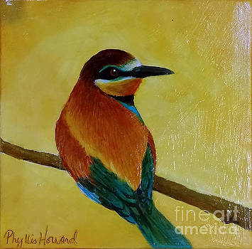 Little Bee Eater by Phyllis Howard