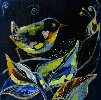 Little Bird  by Cristina Rettegi