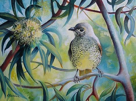 Little bird by Elena Oleniuc