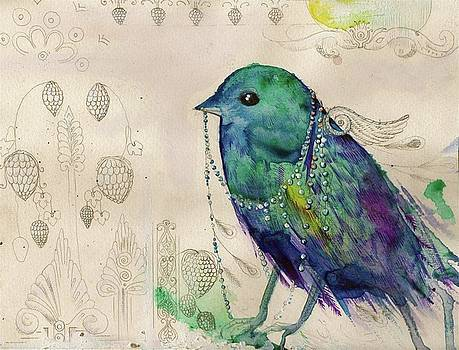 Little Bird by Nino Gabashvili