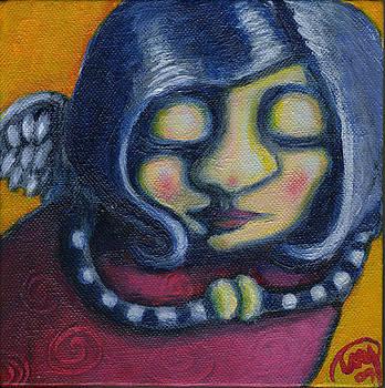 Little Blue Angel by Teresa Nolen Pratt