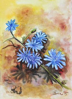 Little Blues by Jana Goode