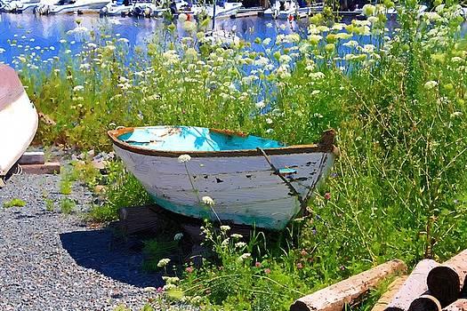 Little Boat by John Ellis