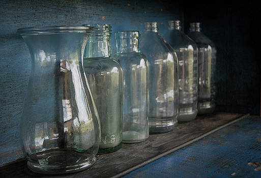Little Bottles by Jesse Coutts