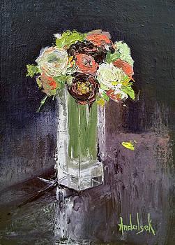 Little Bouquet by Barbara Andolsek