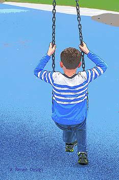 Little Boy Blue by Renee Marie Martinez