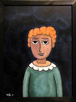 Little boy by Rafi Talby