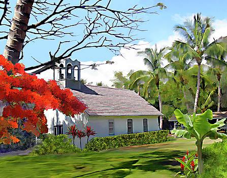 Kurt Van Wagner - Little Church at Puako Big Island