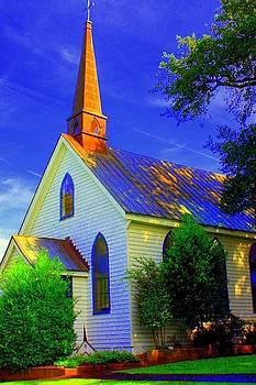 Little Church by Jill Tennison