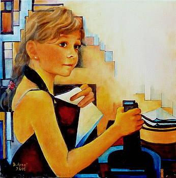 Little Cook by Danielle Arnal