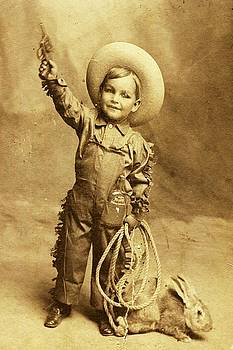 Little Cowboy  by Beverly Solomon Design