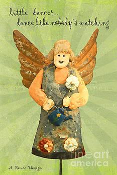 Little Dancer Angel by Renee Marie Martinez