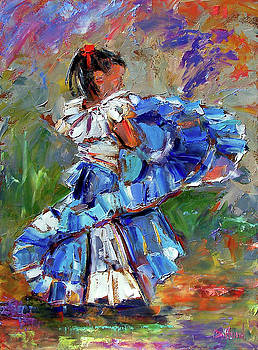 Little Dancer by Debra Hurd