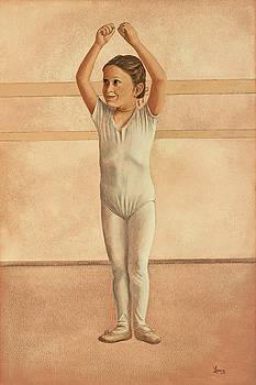 Little Dancer by Laurie Stewart