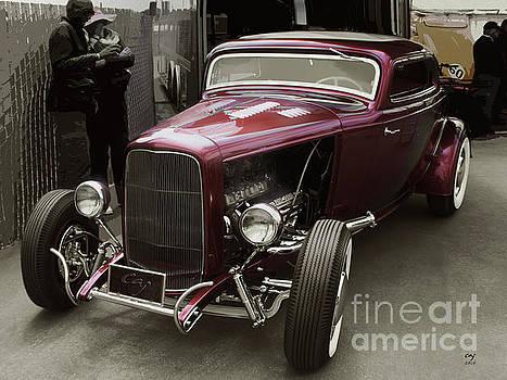 Little Deuce Coupe by Curt Johnson