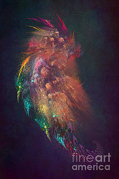 Justyna Jaszke JBJart - Little Dragon fractal art