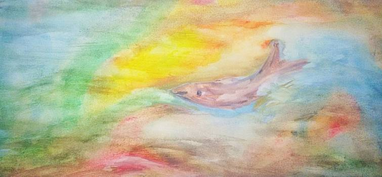 Little fish by Madina Kanunova