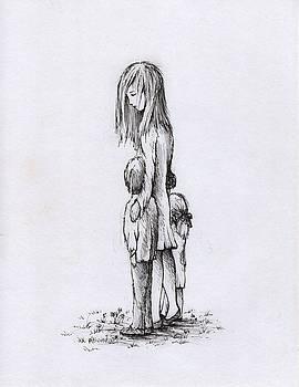 Little Flowers by Rachel Christine Nowicki