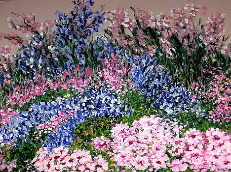 Little Garden by Ruth Devorah