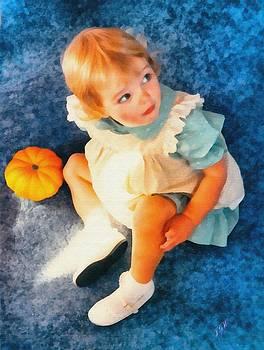Little Girl Blue by John Winner