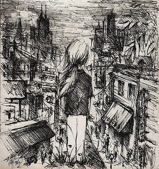 Little Girl Lost by Rachel Christine Nowicki