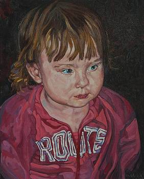 Little Girl by Phil Chadwick