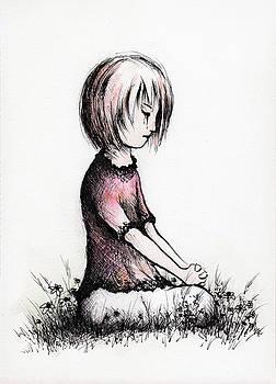Little Girls Prayer by Rachel Christine Nowicki