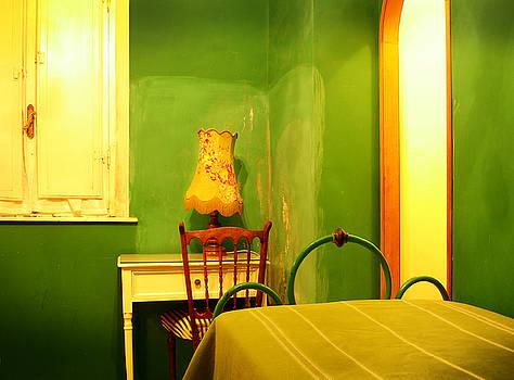 Jed Holtzman - Little Green Room