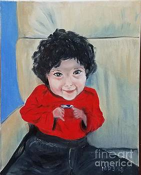 Little Guy by Madeleine Prochazka