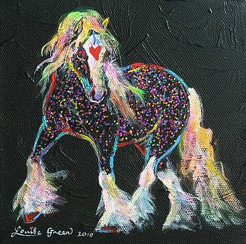 Little Gypsy Treasures Pony by Louise Green