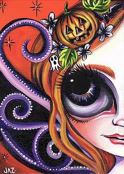 Little Halloween Fairy by Jaz Higgins