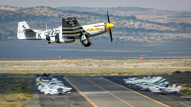 John King - Little Horse Gear Coming Up Friday at Reno Air Races 16x9 Aspect