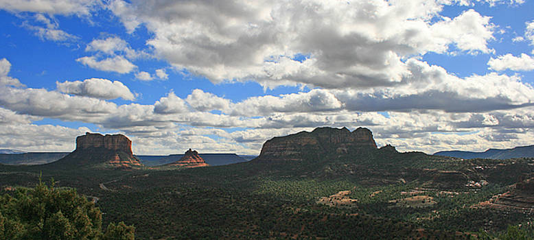 Little Horse Pano by Gary Kaylor