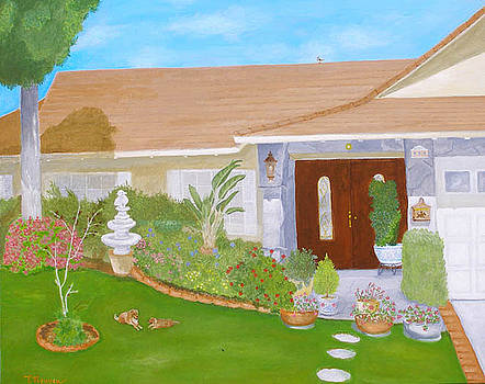 Little House in California by Thi Nguyen