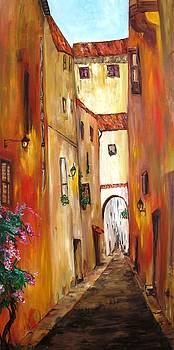 Little Italy by Doris Cohen