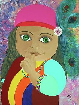 Little Joy Joy by Iris  Mora