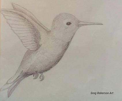 Little Messenger by Greg Roberson