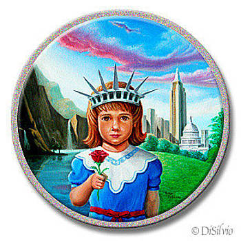 Little Miss America by Rich DiSilvio
