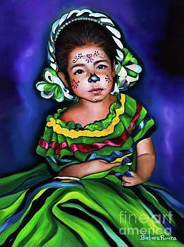 Little Miss Monzeratt by Barbara Rivera