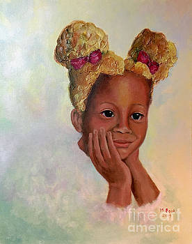 Little Miss Sunshine-Women of Color Series by Marlene Book