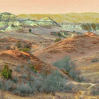 Little Missouri Badlands Enchantment by Cris Fulton
