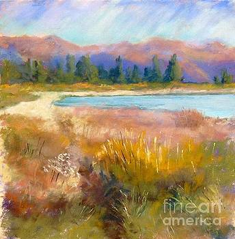 Little Molas Lake by Rosemary Juskevich