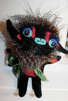 Little Monster by Kathleen Raven