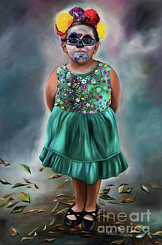 little Ms sunshine by Barbara Rivera