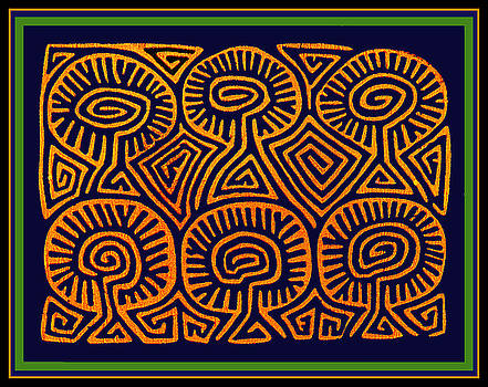 Little Mushroom Demons by Vagabond Folk Art - Virginia Vivier